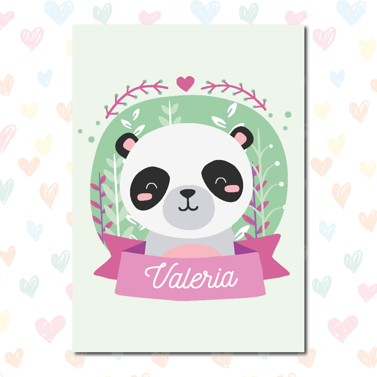 Lamina-Panda-baby 1200